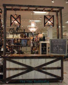 Point of sale at Vintage Market Days of Overland Park